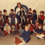 Toddlers Fun with Music in the early 1980's