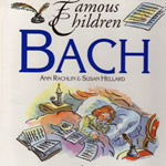 Famous Children book - Bach