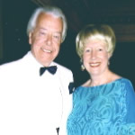Ann and Iain, May 2004