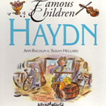 Famous Children book - Haydn